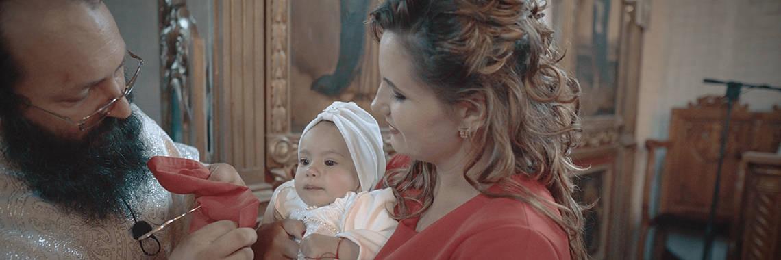 Botez Anisia Gabriela